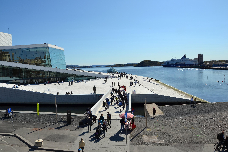 Norvegijos pensininkai į darbą veržiasi kaip į šventę