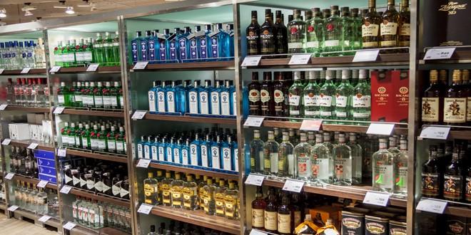 Gegužę išaugs importuojamo alkoholio kainos