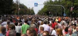 Rekordinis gyventojų skaičiaus augimas