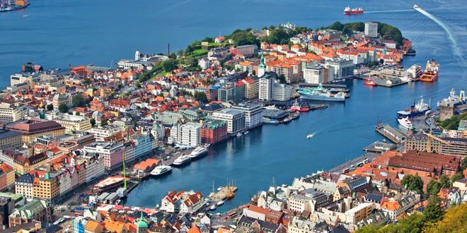 Bergenas siūlo turistams miesto korteles