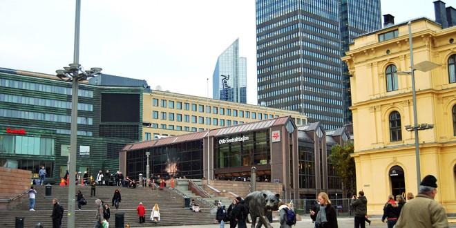 Osle didžiausios nuomos kainos Norvegijoje
